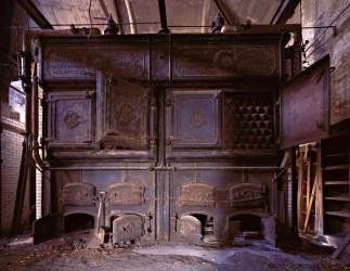 E13 Boiler Room
