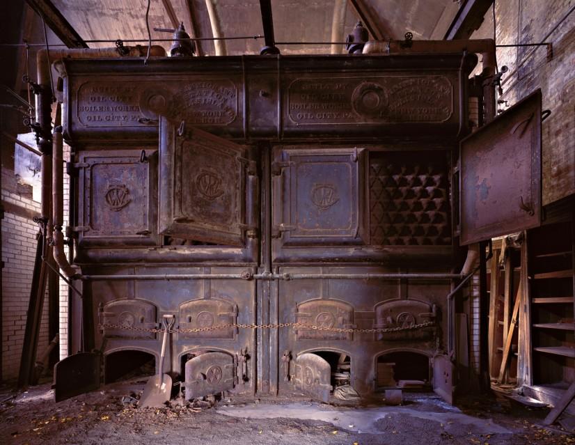 E13 Boiler Room - Stephen WILKES