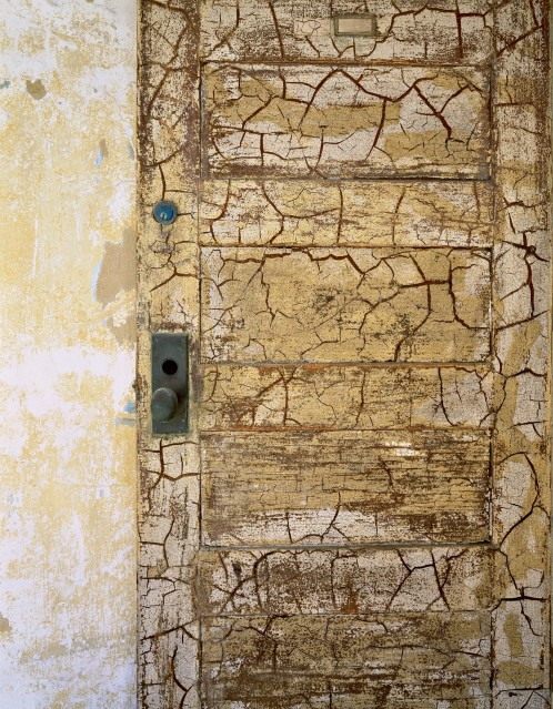 E45 Shattered Door Study - Stephen WILKES