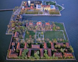 E53 Aerial Ellis Island