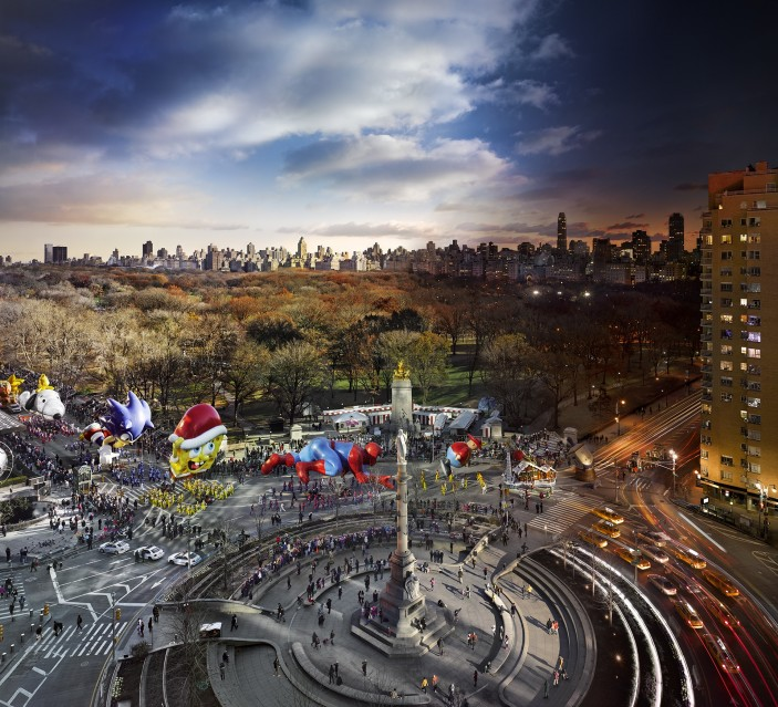 Macy's Thanksgiving Day Parade, NYC - Stephen WILKES