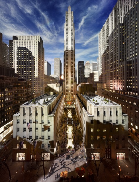 Rockefeller Center, NYC - Stephen WILKES