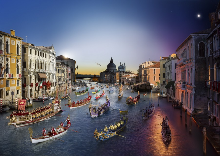 Regata Storica, Venice - Stephen WILKES