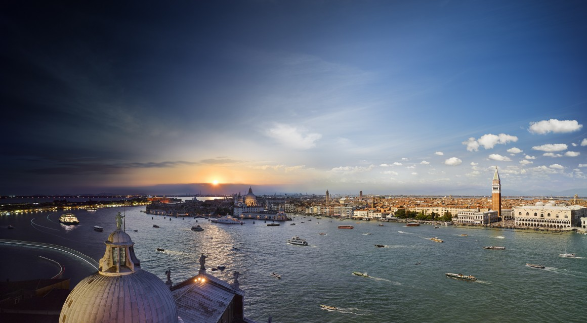Campanile San Giorgio, Venice - Stephen WILKES