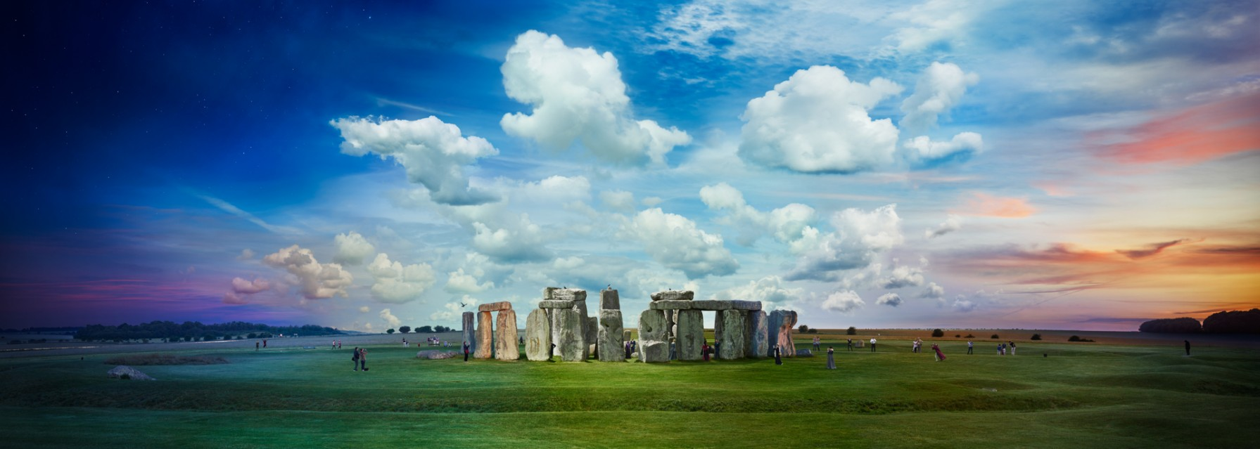 Stonehenge, United Kingdom - Stephen WILKES
