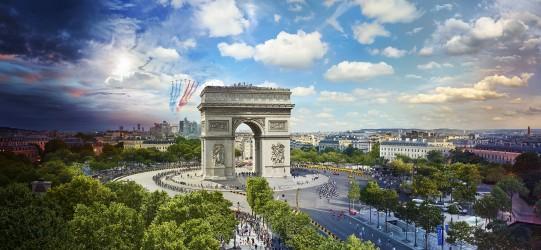 Tour de France, Paris
