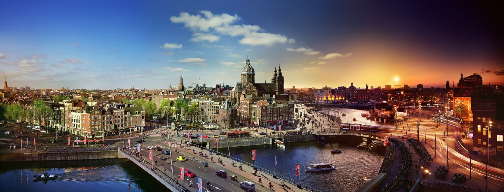 Amsterdam - Stephen WILKES