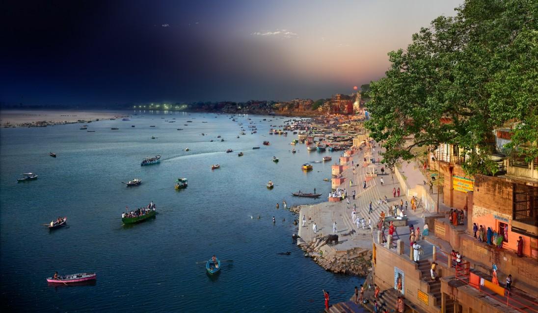Varanasi, India - Stephen WILKES