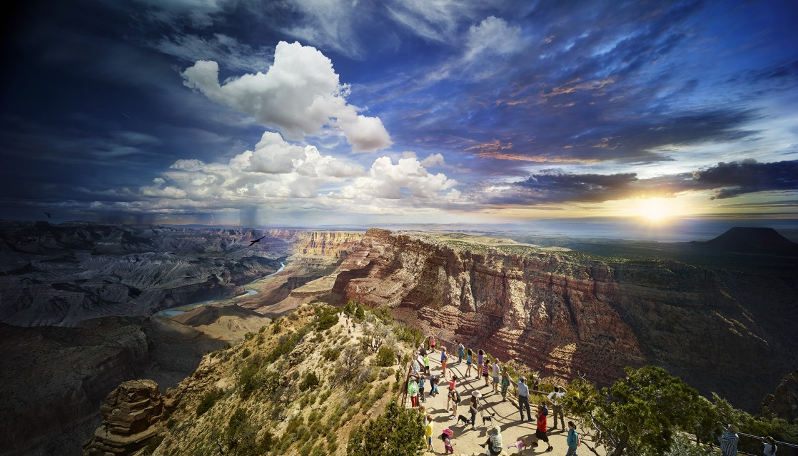 Grand Canyon, National Park, Arizona - Stephen WILKES
