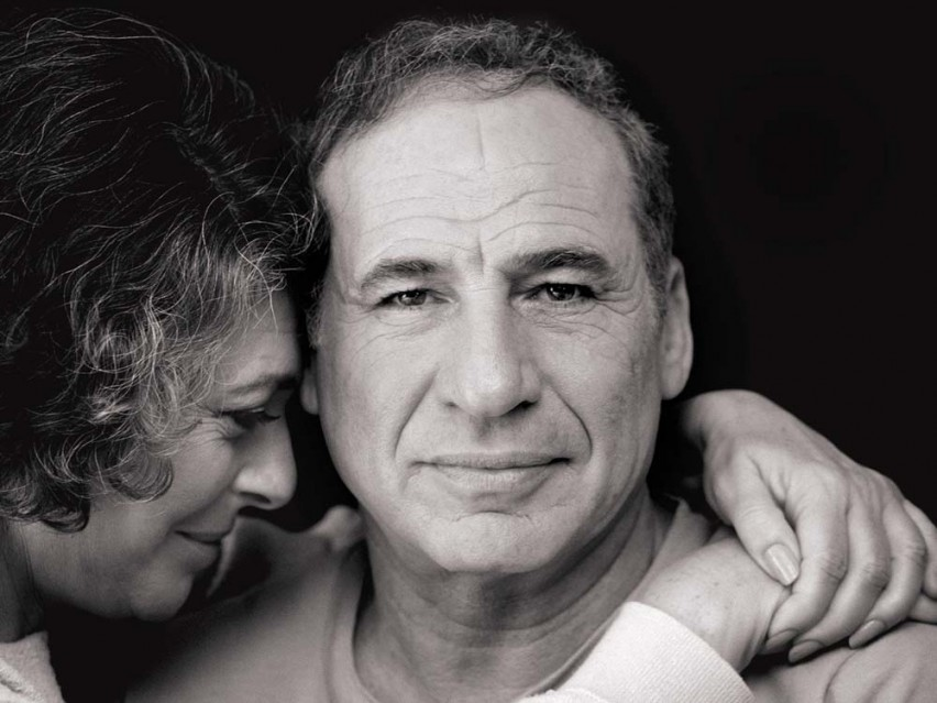 Mel Brooks and Anne Bancroft - Douglas KIRKLAND