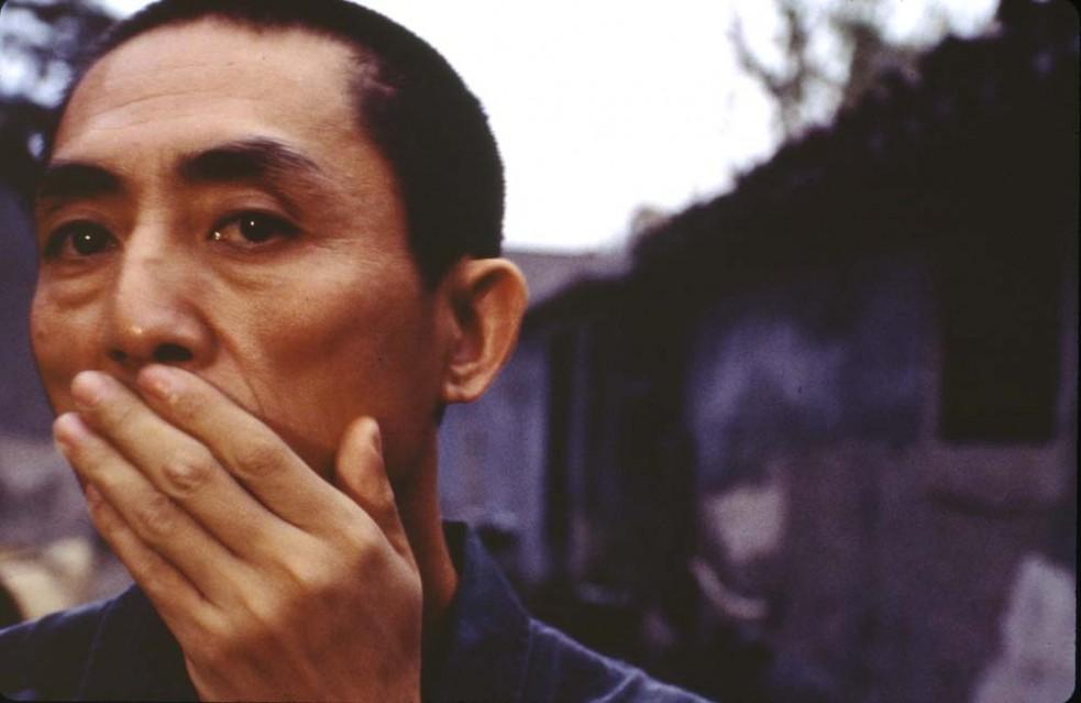 Zhang Yimou, Beijing, 1994 - Douglas KIRKLAND
