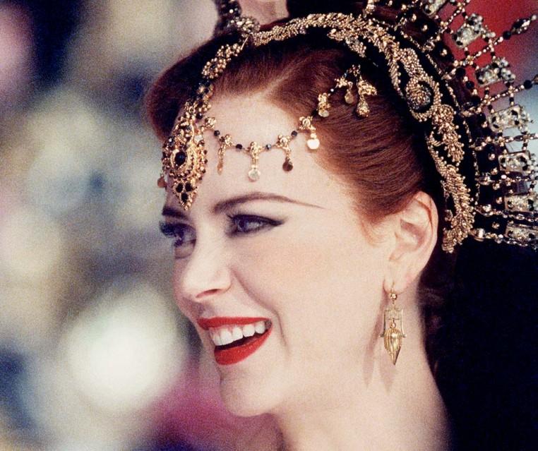 Nicole Kidman portrait - Douglas KIRKLAND