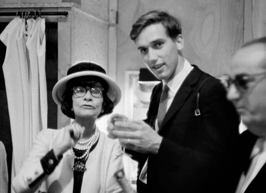 Coco Chanel (roll 16 - frame 23) - Douglas KIRKLAND