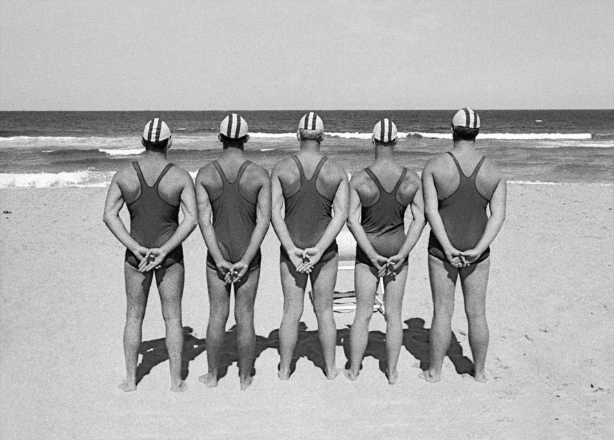 Five Life Savers from the back (a), 1963 - Frank HORVAT