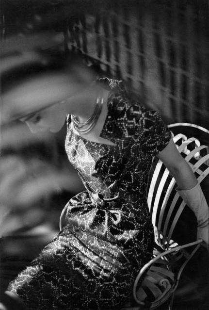Judy Dent for Elegance, Paris, 1961 - Frank HORVAT