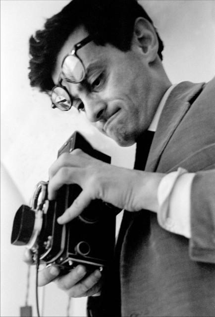 Richard Avedon, 1963 - Frank HORVAT