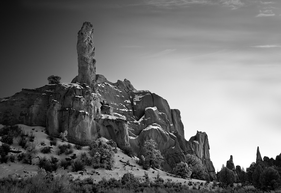 Chimney Rock - Mitch DOBROWNER