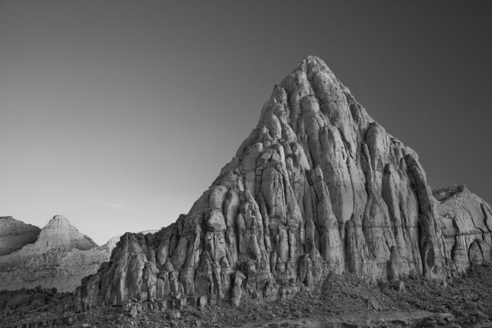 Pectols Pyramid - Mitch DOBROWNER
