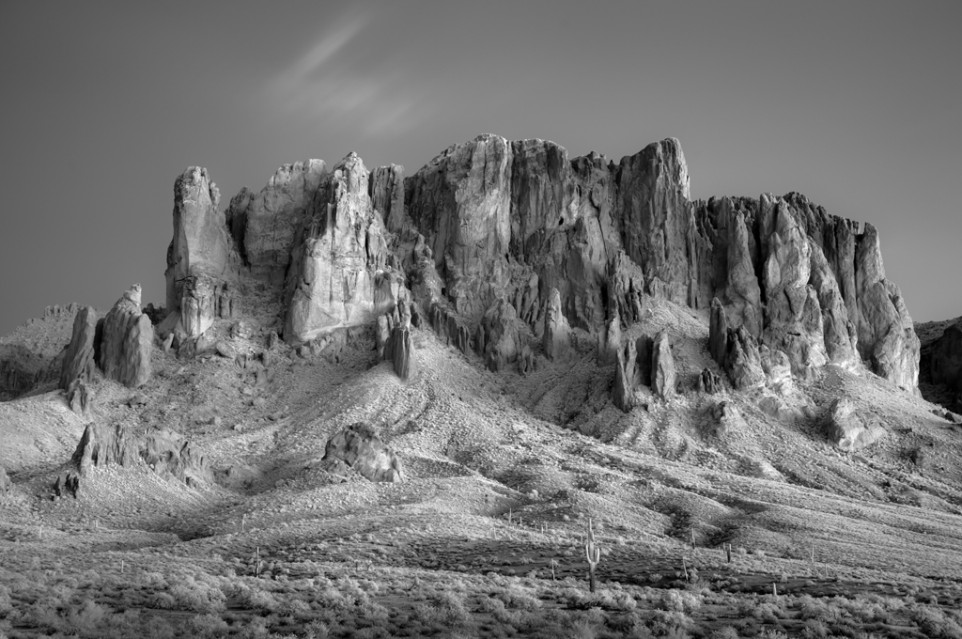 Superstition Mountain - Mitch DOBROWNER
