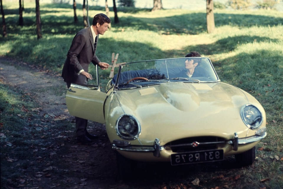 Audrey Hepburn et Peter O'Toole, 1966 - Douglas KIRKLAND