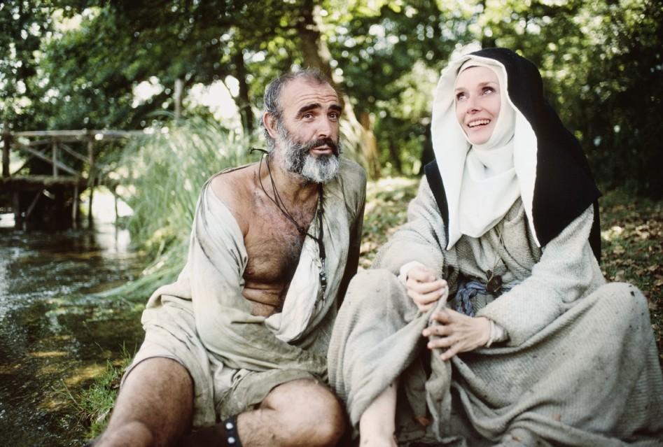 Audrey Hepburn and Sean Connery, Robin and Marian - Douglas KIRKLAND