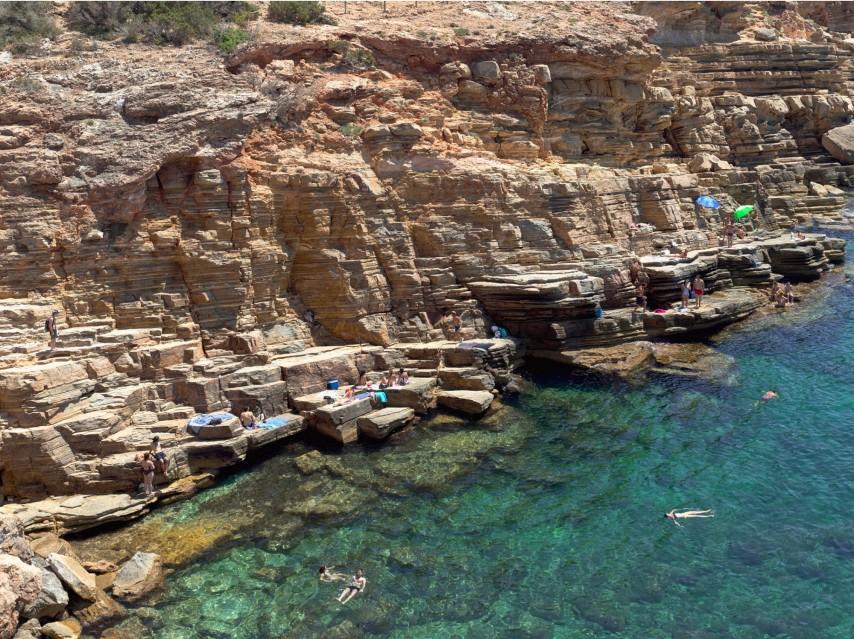 Cala Llosa South, Ibiza, 2016 - Massimo VITALI