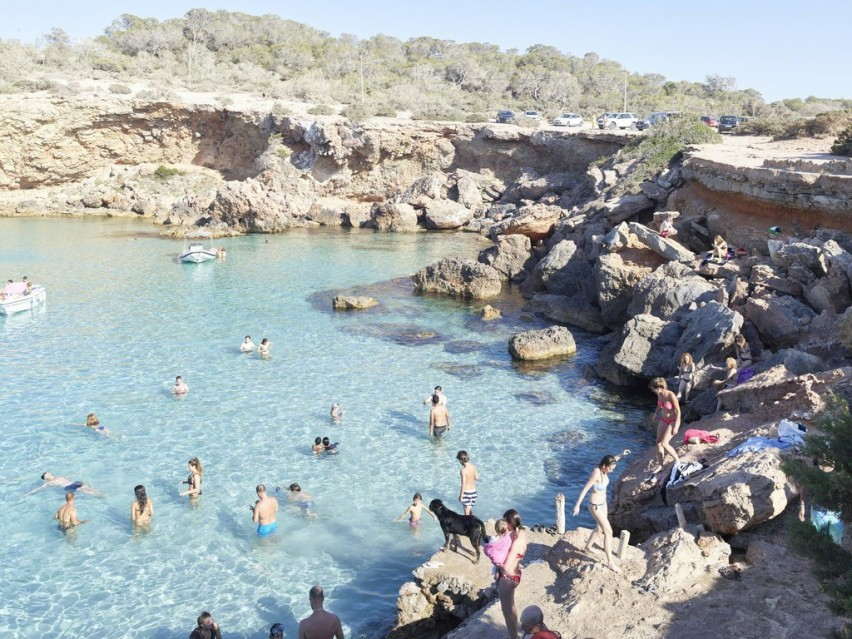 Cala Conta Black Dog, Ibiza, 2016 - Massimo VITALI