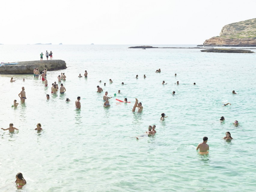 Cala Conta Point, Ibiza, 2016 - Massimo VITALI