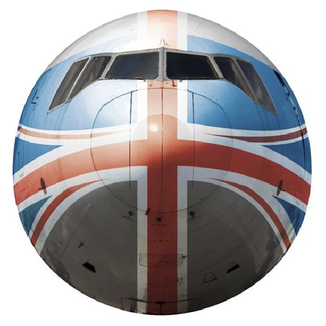 McDonnell Douglas Great Britain - Manolo CHRETIEN