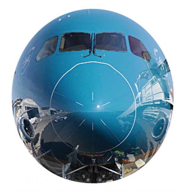 Boeing 787 - Manolo CHRETIEN