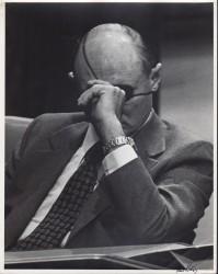Moshe Dayan, 1974