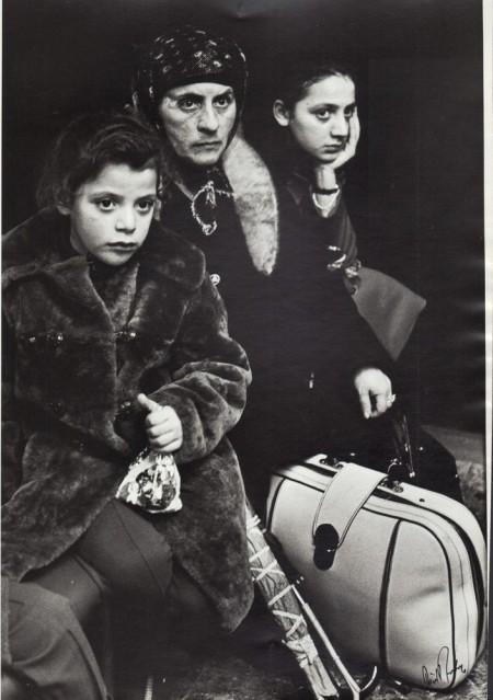 Jewish immigrants from the Soviet Union, 1972 - David RUBINGER