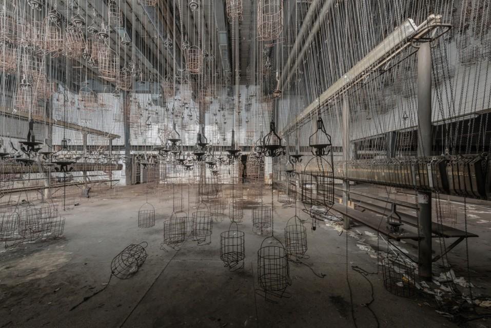 La salle des pendus - Romain VEILLON