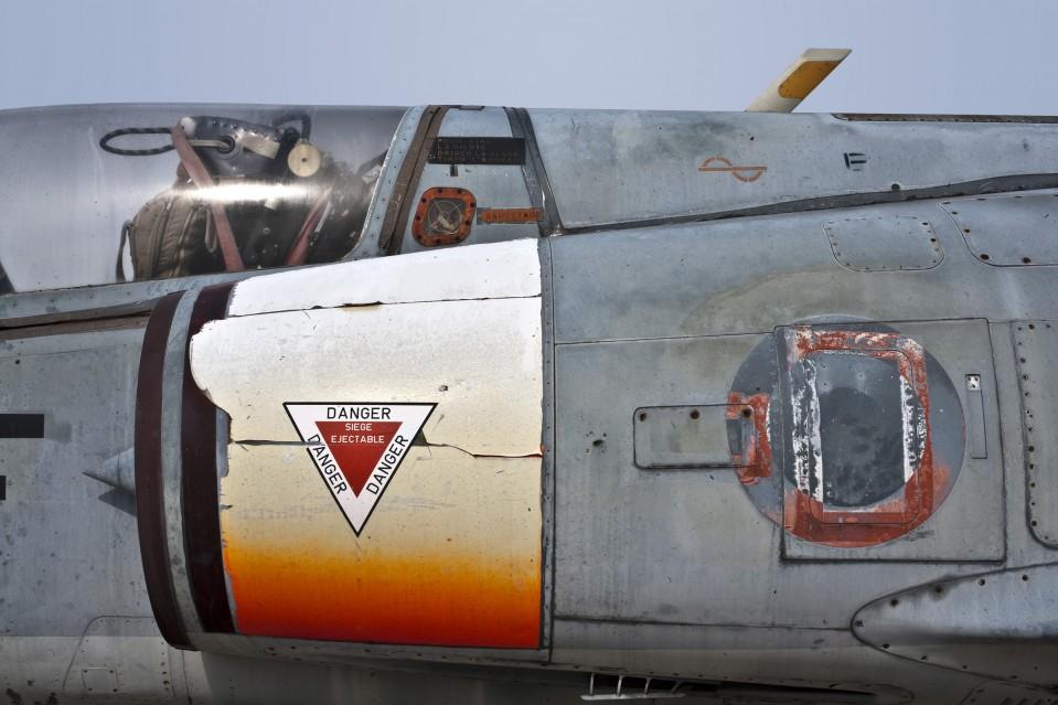 Mirage III C - Manolo CHRETIEN