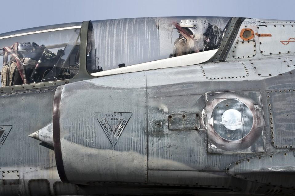 Mirage III B - Manolo CHRETIEN