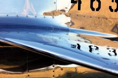 Mustang Tail (Horizontal)