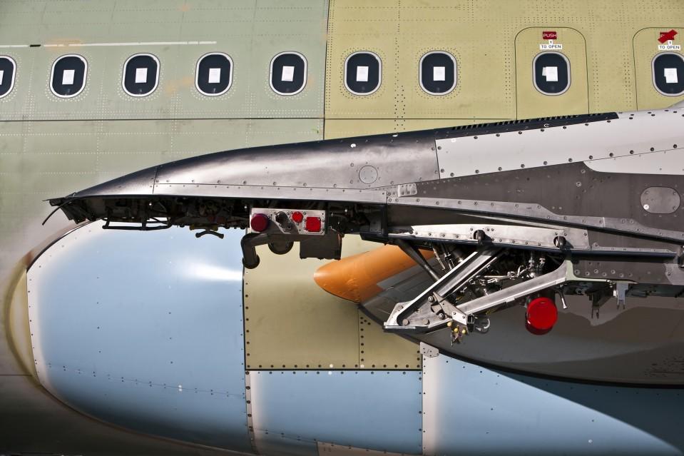 Airbus Mast - Manolo CHRETIEN