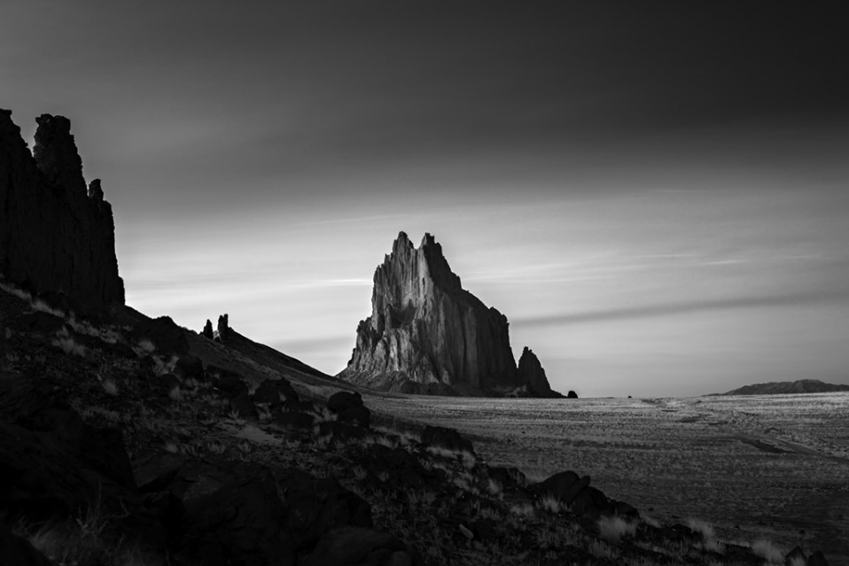 Ship Rock - Mitch DOBROWNER