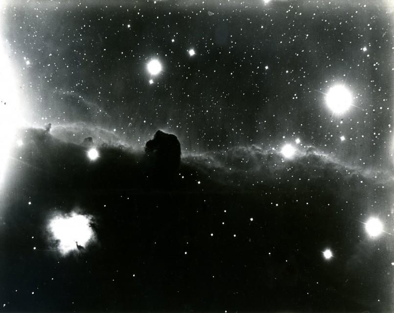Horsehead Nebula, Orion, 1920 - Deep Space