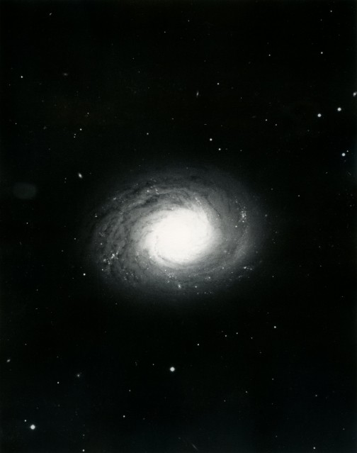 Spiral Nebula, 1920 - Deep Space