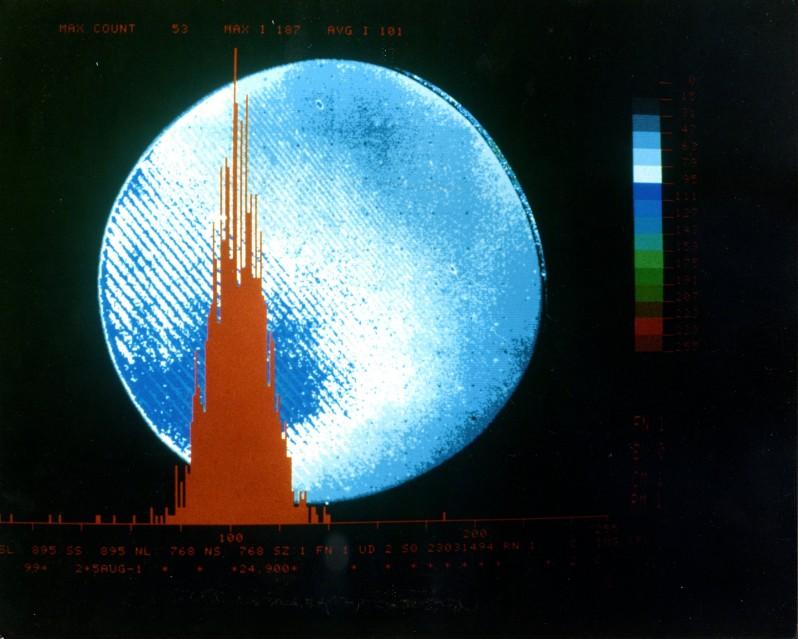 ESA ESTEC Young B Type Star, 1987 - Deep Space