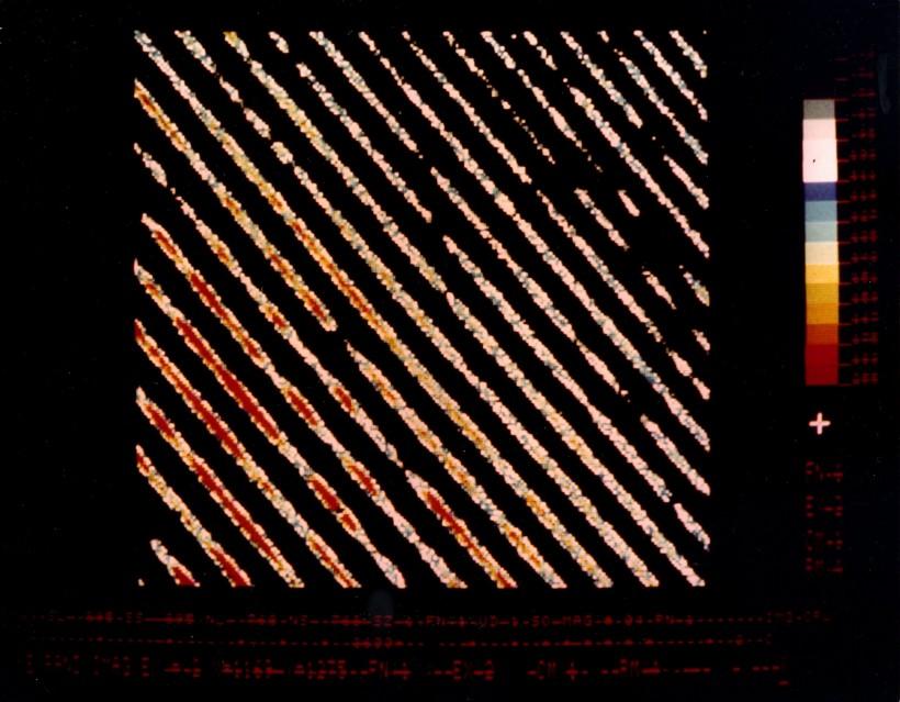 ESA ESTEC Hot Star, 1987 - Deep Space