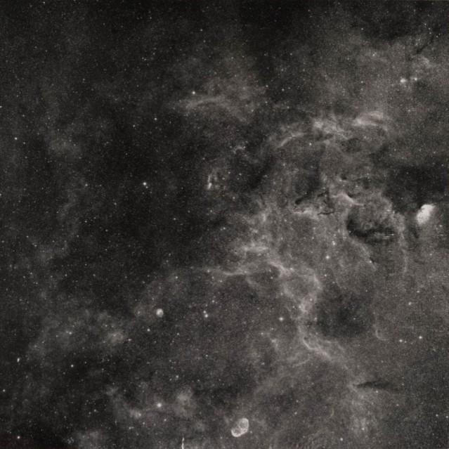 Milky Way (in Cygnus), c. 1950 - Deep Space