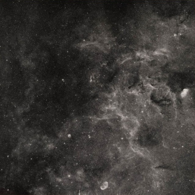 Voie Lactée (in Cygnus), c. 1950 - Deep Space
