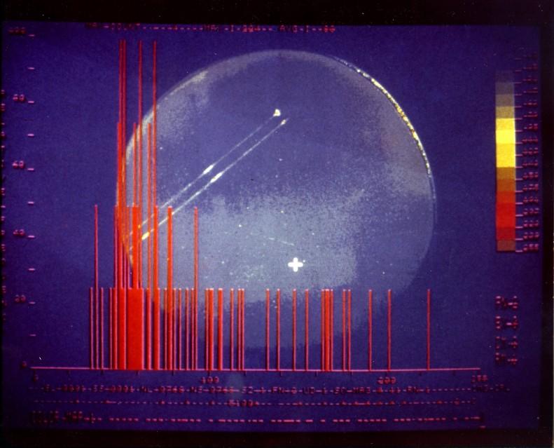 ESA ESTEC Seyfert Galaxy, 1987 - Deep Space