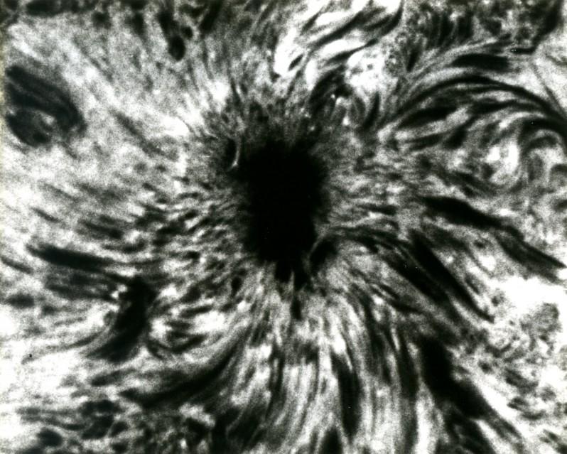 Éruption Solaire, c. 1970 - Deep Space