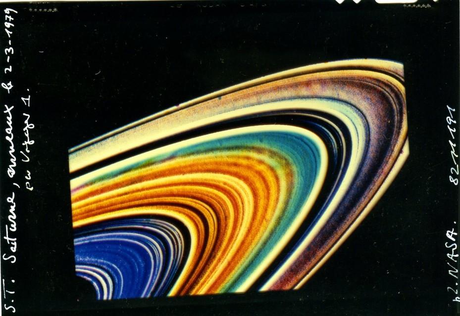 Les anneaux de Saturne - Deep Space