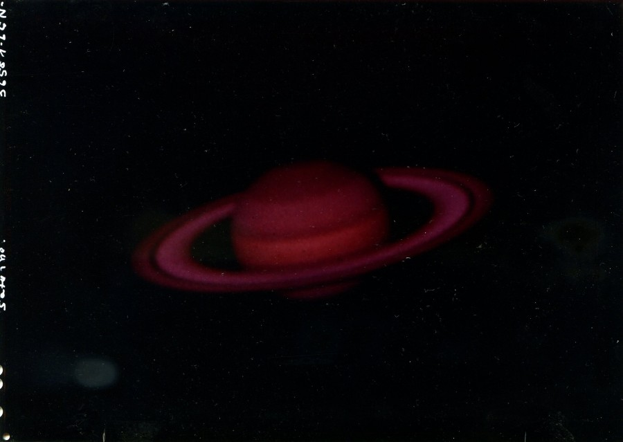 Saturn, c. 1979 (1) - Deep Space