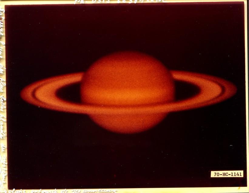 Saturn, c. 1979 (2) - Deep Space