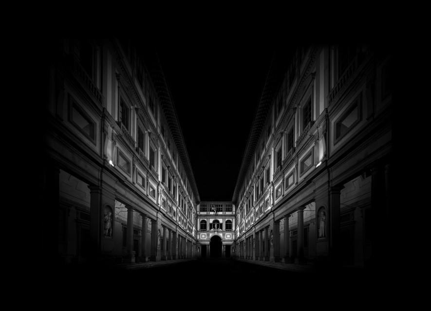 Uffizzi, Firenze - Alessandro PIREDDA